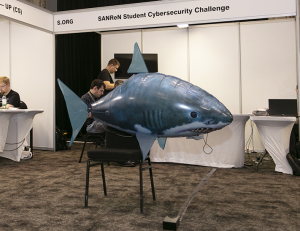 CSC 2019 Challenge_Shark Attack